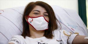 Yasemin Hemşire kök hücre bağışıyla hasta çocuğa umut oldu