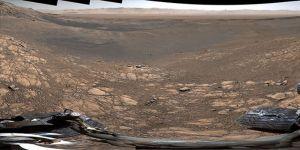 Mars keşif aracı Curiosity, Dünya ve Venüs'ü fotoğrafladı