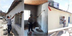 'Mercedes Kadir'in ailesinin yaşadığı ev yenilendi