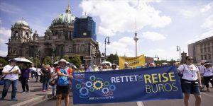 Alman turizmciler hükümetten yardım istedi