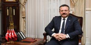 Kocaeli Valisi Hüseyin Aksoy'dan Kocaelililere veda mesajı