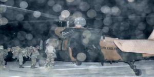 MSB 'Pençe-Kaplan Operasyonu'ndan görüntüler paylaştı