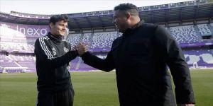 Brezilyalı efsane Ronaldo Enes Ünal'ın Valladolid'deki geleceğini 'çok zor' görüyor