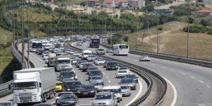 Dikkat ! TEM Otoyolu İstanbul istikameti trafiğe kapatıldı