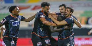 Aytemiz Alanyaspor tarihinde ilk kez Türkiye Kupası'nda finale yükseldi