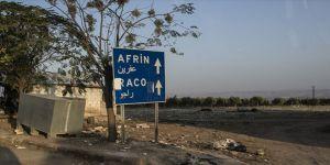 YPG/PKK'lı teröristlerin Afrin'e sızma girişiminde 8 SMO askeri şehit oldu