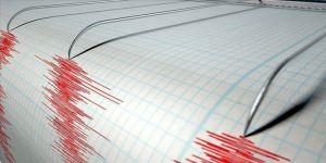 Akdeniz'de Datça açıklarında 4,5 büyüklüğünde deprem meydana geldi