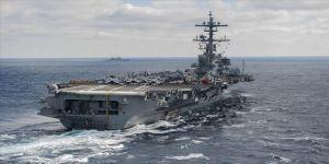 ABD'nin Roosevelt uçak gemisi kaptanının göreve iade kararı iptal edildi