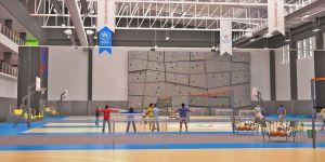 Başkentte Olimpik Sporcu Fabrikası inşa edilecek