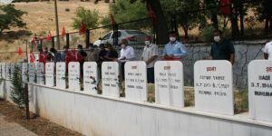 Terör örgütü PKK'nın Pınarcık katliamı unutulmuyor