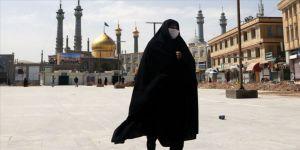 İran bazı bölgelerde maske kullanımını zorunlu hale getiriyor