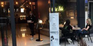 Gebze'de bir ilk ! Harvey's Coffee gururla sunar