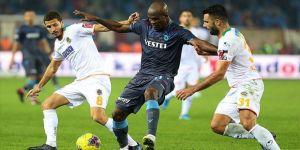Trabzonspor ile Aytemiz Alanyaspor 8. randevuda