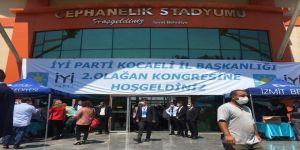İYİ Parti Kocaeli İl Kongresi başladı