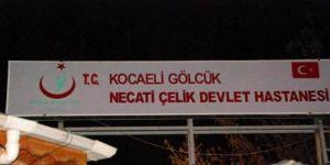 Kocaeli'de kalp krizi geçiren polis, yaşamını yitirdi