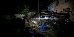 2 kişi sel nedeniyle hayatını kaybetti ! 4 kişi kayıp