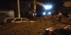 Bursa'daki selde kaybolan 4 kişiden 2'sinin cesedi bulundu
