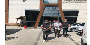 10.000 TL lik ziynet eşyası çalan hırsızlar yakalandı