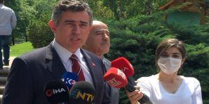Feyzioğlu,Benim ve Türkiye Barolar Birliğinin seçtiği yöntem yürümek değil