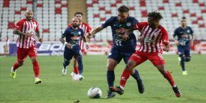 Antalyaspor ligde yenilmezliğini 10 maça çıkardı