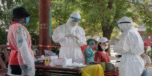Çin'de 22, Güney Kore'de 46 yeni Kovid-19 vakası saptandı