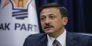 AK Parti'li Dağ baroların itirazlarını değerlendirdi
