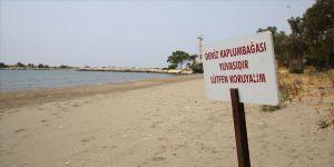 Deniz kaplumbağalarının rahatsız edilmemesi ve evde beslenmemesi uyarısı