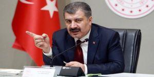 Türkiye'de koronavirüs vakaları düne göre arttı