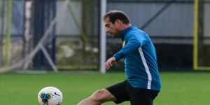 Bursaspor teknik direktör Metin Diyadin'den vazgeçti