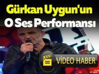 Gürkan Uygun'un O Ses performansı