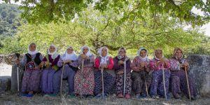 Muğla'da antik kent içinde yerleşik hayat