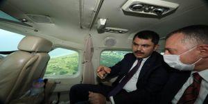 ''Büyükşehir uçağı Marmara'yı denetleyecek''