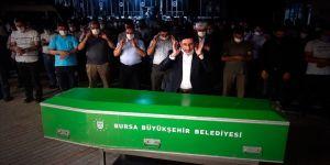 Bursa'da sel sularına kapılan Derya Bilen'in cenazesi Bingöl'de toprağa verildi