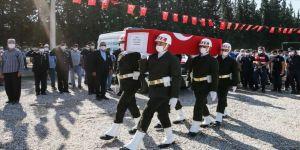 Şehit Uzman Onbaşı Recep Yüksel, Manisa'da son yolculuğuna uğurlandı