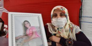 Anne Hanım Dalçiçek: Kızımı bıraksınlar, gelsin