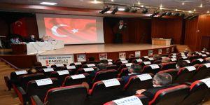 Çayırova Belediye Meclisi toplanıyor