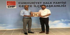 Gelecek Partisi Gebze, CHP Gebze'yi Ziyaret Etti