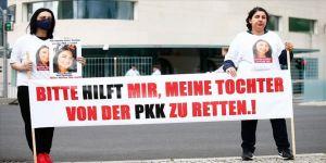 Almanya'da kızı PKK tarafından kaçırılan anneden kızına 'evine dön' çağrısı