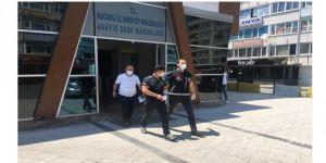 Darıca'da'Silahla Yağma' suçundan Ağır Hapis cezası ile aranan şahıs yakalandı