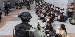 Hong Kong'da yeni güvenlik yasasının ardından Ulusal Güvenliği Koruma Komisyonu kuruluyor