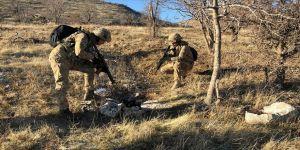 Tunceli'de etkisiz hale getirilen 2 teröristten birinin gri kategoride aranan Ferhat Ateş olduğu belirlendi