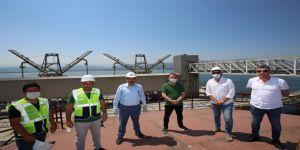 Deniz atıklarına yeni atık kabul tesisi ! Türkiye'deki sayılı tesislerden biri olacak