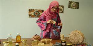 Nijerya'da Türk gelinden Afrika'nın doğal malzemeleriyle cilt bakım ürünleri