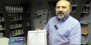 Bursa'da 'antibakteriyel tek kullanımlık mendil' üretip Amerika'ya ihraç ediyor