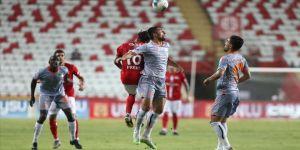 Medipol Başakşehir, Antalyaspor'un 11 maçlık yenilmezlik serisine son verdi