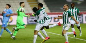 İttifak Holding Konyaspor evinde kazandı