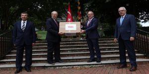 Türk iş adamlarından ABD'deki 'kardeş şehir' Maryland eyaletine tıbbi yardım
