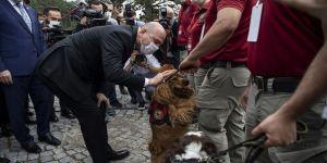 İçişleri Bakanı Soylu: Yakalamaların yüzde 46'sı narkotik köpekleri marifetiyle gerçekleştirilmiştir