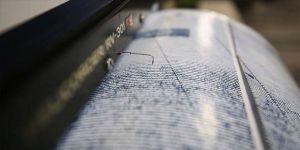 Malatya'da 4,4 büyüklüğünde deprem