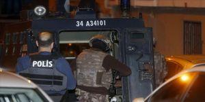 İstanbul'da terör örgütü DEAŞ operasyonu: 10 gözaltı